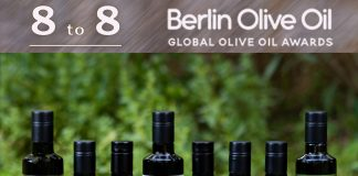 Bιολογικοί ελαιώνες Σακελλαρόπουλου: 8 στα 8 βραβεία στον διαγωνισμό Berlin Global Olive Oil Awards 2020