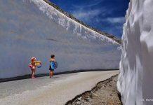 Κρήτη: Εν μέσω καλοκαιρίας ...χιόνια! Δείτε την απίστευτη φωτογραφία που τραβήχτηκε χθ