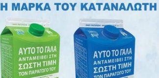 «Ποιος είναι το αφεντικό; - Η Mάρκα του Kαταναλωτή» Συνεργασία ΘΕΣγάλα με τη συνεταιριστική πρωτοβουλία καταναλωτών