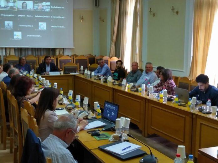 Καινοτόμες προτάσεις στον τομέα υδάτινων πόρων στην Κρήτη μέσα από ευρωπαϊκή διαπεριφερειακή συνεργασία