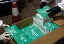 ΑΑΔΕ: Κατασχέθηκαν 850.000 ακατάλληλες μάσκες