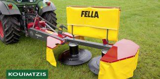 Συνεργασία της KOUIMTZIS Group με την εταιρεία γεωργικών μηχανημάτων FELLA