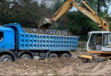 Θεσσαλονίκη: Σε εξέλιξη οι εργασίες αποκατάστασης των ζημιών από την κακοκαιρία του Απριλίου