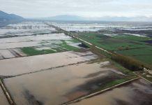 Άμεσες παρεμβάσεις ζητούν οι αγρότες στην περιοχή Τενάγη των Φιλίππων