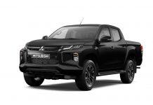 """Το """"Beyond Tough"""" L200 της Mitsubishi τώρα και σε Black Edition"""