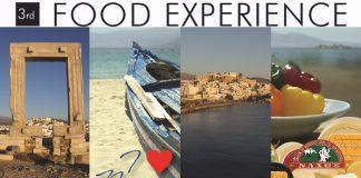 «Βουτιά στη γεύση» για το 3ο Food Experience Graviera Naxos από 26 έως 28 Ιουνίου
