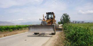 Δήμο Ζίτσας: Αγροτική οδοποιία για την στήριξη της αγροτικής οικονομίας