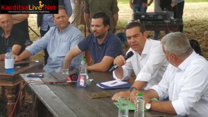 Η Ελλάδα δυστυχώς θα ξεφύγει πιο αργά από την κρίση, δήλωσε ο Αλ. Τσίπρας σε ομιλία του στους κτηνοτρόφους Δυτ. Θεσσαλίας
