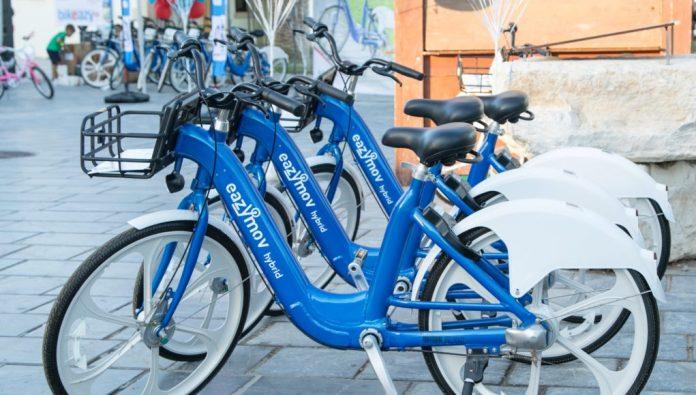 Ηλεκτρικά ποδήλατα μέχρι τον Σεπτέμβριο στο Αγρίνιο