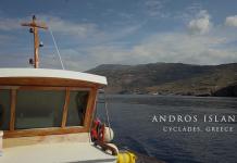 Κ. Χατζηδάκης: Στηρίζουμε ενεργά την πρωτοβουλία για τον καθαρισμό του βυθού της Άνδρου