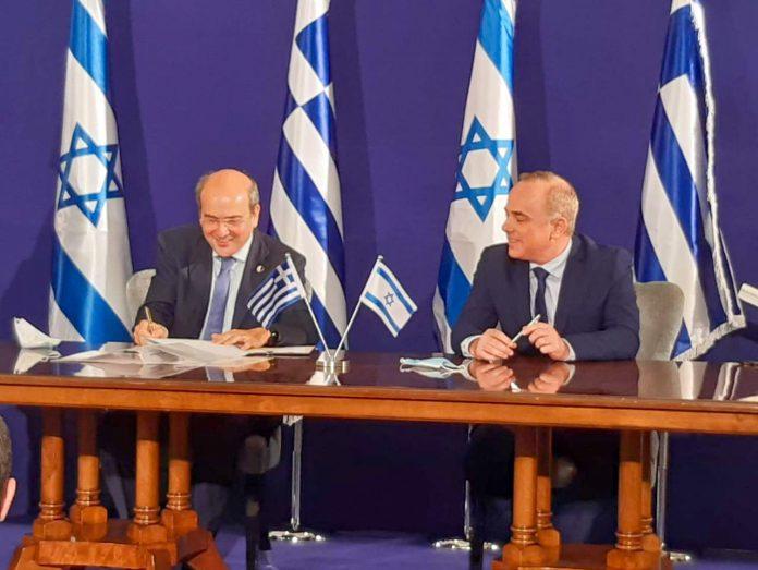 Στενότερη συνεργασία μεταξύ Ελλάδας και Ισραήλ στον τομέα της κυβερνοασφάλειας