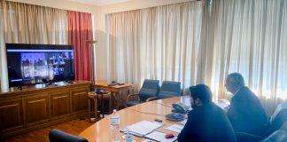 Για την παραβατικότητα των Τούρκων αλιέων στο Αιγαίο μίλησε ο Μ. Βορίδης στο Συμβούλιο Υπουργών Γεωργίας