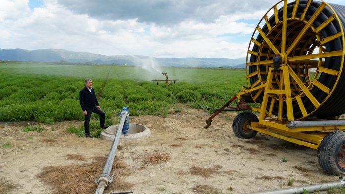 Η Περ. Θεσσαλίας χρηματοδοτεί υπόγειους αγωγούς άρδευσης στον ΤΟΕΒ Μάτι Τυρνάβου
