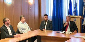 Συνάντηση Βορίδη-Αρναουτάκη: Δρομολογούνται τρία σημαντικά θέματα για τους αγρότες