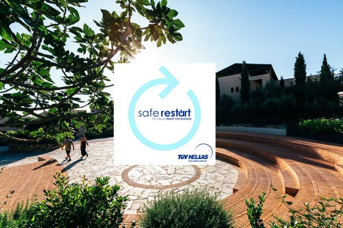 Η TÜV HELLAS (TÜV NORD) αξιολόγησε την Costa Navarino με βάση την υπηρεσία Safe Restart
