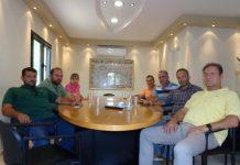 Η τιμή του συμπύρηνου, συζητήθηκε στη συνάντηση του πρόεδρου της ΕΚΕ με Συλλόγους από Ημαθία και Πέλλα
