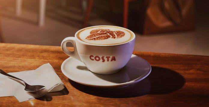 Λανσάρισμα των προϊόντων Costa Coffee στην ελληνική αγορά