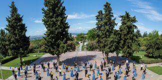 Διαδικτυακές αποφοιτήσεις για τους μαθητές των λυκείων και τους σπουδαστές του Ι.ΙΕΚ της ΑΓΣ.