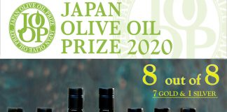 Eλαιώνες Σακελλαρόπουλου: Διεθνής διάκριση με 7 χρυσά και 1 ασημένιο στον JAPAN Olive Oil Prize Competition 2020