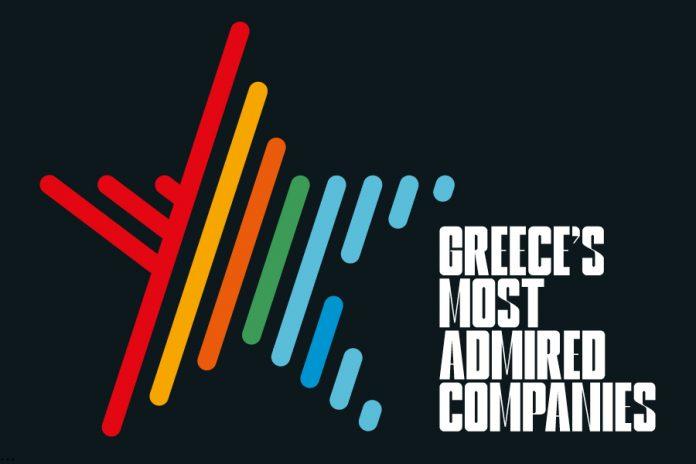 Η Eurobank για 4η συνεχή χρονιά στο top 10 της λίστας Most Admired Companies