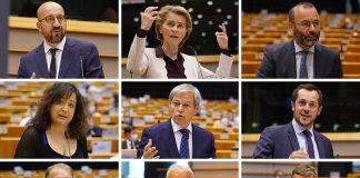 Οι ευρωβουλευτές συζητούν για τo ταμείο ανάκαμψης και καταδικάζουν τις μεγάλες περικοπές