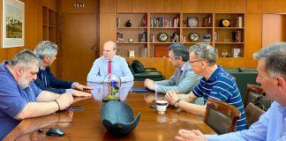 Συμφωνία για βιώσιμη λύση στα ζητήματα των τηλεθερμάνσεων στη Δυτ. Μακεδονία