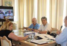 Τηλεδιάσκεψη για την ελαιοπαραγωγή στην Πελοπόννησο