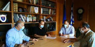 Υπογραφή συμβάσεων έργων δημοσίου του Leader Ροδόπης – Ξάνθης