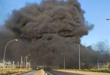 Ανακοίνωση του ΥΠΕΝ σχετικά με τη φωτιά σε εργοστάσιο πλαστικών στη Μεταμόρφωση