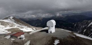 Ευρωπαϊκός Οργανισμός Διαστήματος: Eπιλέγει το Αστεροσκοπείο Χελμού για το «ευρυζωνικό δίκτυο του Διαστήματος»