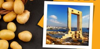 Food Experience Πατάτα Νάξου 2020 - Διάσημοι φυτεύουν Πατάτα Νάξου για καλό σκοπό!