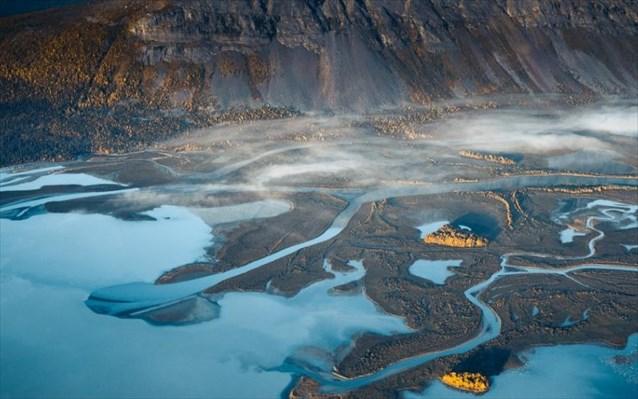 Η ομορφιά της Γης σε αεροφωτογραφίες