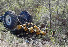 Συγκλονίζουν οι περιγραφές για τον αγρότη από την Κρήτη και το ατύχημα με τον γεωργικό ελκυστήρα