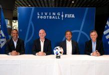 Η UPL-Ltd ανακοινώνει τη συνεργασία της με τη FIFA Foundations
