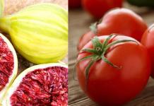 Η υψηλή θρεπτική αξία του σύκου και της ντομάτας