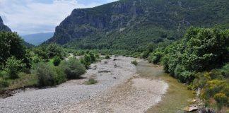 Αντιπλημμυρικά έργα ύψους 38,6 εκατ. ευρώ σε Καλέντζη, Ιταλικό και Πάμισο ανακοίνωσε το Υπ. Υποδομών