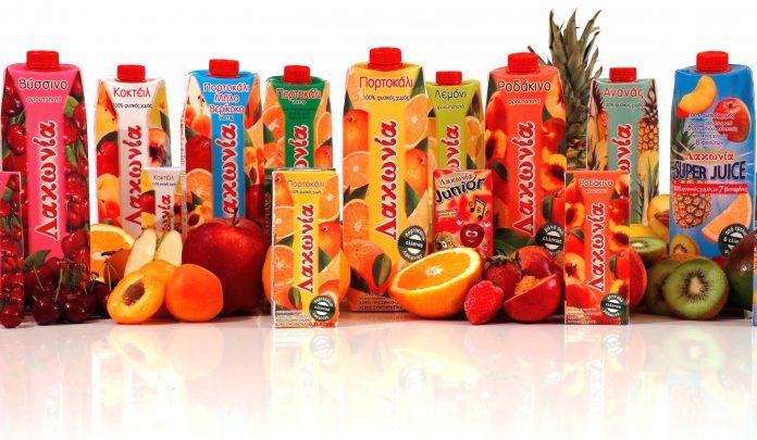 Τη διανομή των χυμών του συνεταιρισμού «Λακωνία» αναλαμβάνει η Β.Σ. Καρούλιας