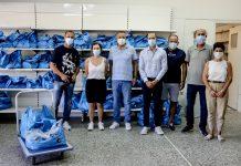 H ΕΛΟΠΥ στηρίζει το Κοινωνικό Παντοπωλείο του Δήμου Ηγουμενίτσας
