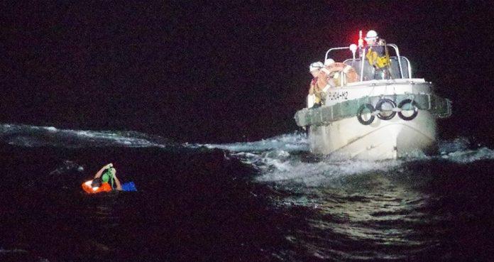 Φορτηγό πλοίο με 43 άτομα πλήρωμα και 6.000 βοοειδή βυθίστηκε στην Ιαπωνία