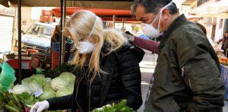 Σε ισχύ από σήμερα τα νέα μέτρα κατά της πανδημίας στην Αττική