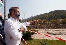 Κ. Μητσοτάκης: Άμεση αποζημίωση όσοι έχουν πληγεί με την συνεργασία ΥΠΑΑΤ και ΕΛΓΑ