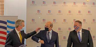 Κ. Χατζηδάκης: Τα πέντε μεγάλα έργα που θα κάνουν την Ελλάδα ενεργειακό κόμβο των Βαλκανίων