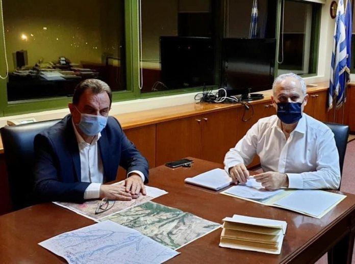 Σύσκεψη στο Κιλκίς για τη λύση του γόρδιου δεσμού στους δασικούς χάρτες
