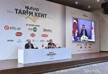 Οι έξυπνες γεωργικές πόλεις εγκαθίστανται στην Τουρκία
