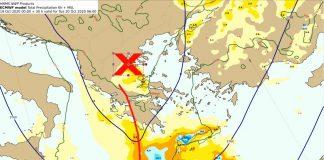 ΕΜΥ: Έκτακτο δελτίο επιδείνωσης με βροχές και καταιγίδες