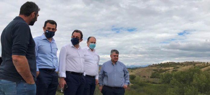 Κ. Σκρέκας - Κιλκίς: Με ΣΔΙΤ τα αρδευτικά έργα που χρηματοδοτούνται από το Ταμείο Ανάκαμψης