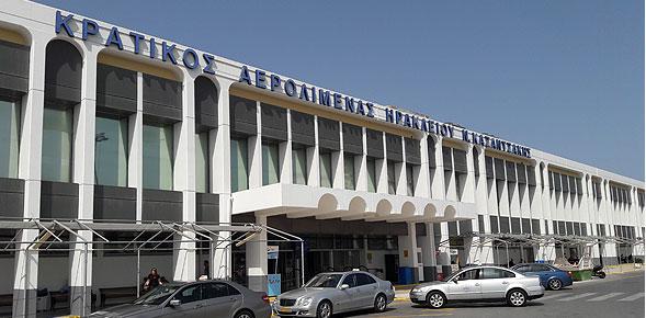 Κανονικά λειτουργεί το αεροδρόμιο Ηρακλείου