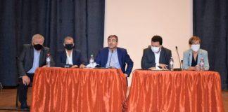 Λάρισα: Συνάντηση εργασίας για τη διαχείριση κενών συσκευασιών φυτοφαρμάκων