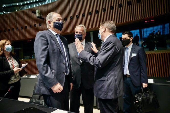 Μ. Βορίδης - Συμβούλιο Υπουργών Γεωργίας: «Ιστορικής σημασίας η συμφωνία για τη νέα ΚΑΠ»