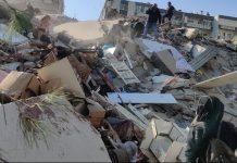 Μεγάλες καταστροφές και 4 νεκροί στην Σμύρνη
